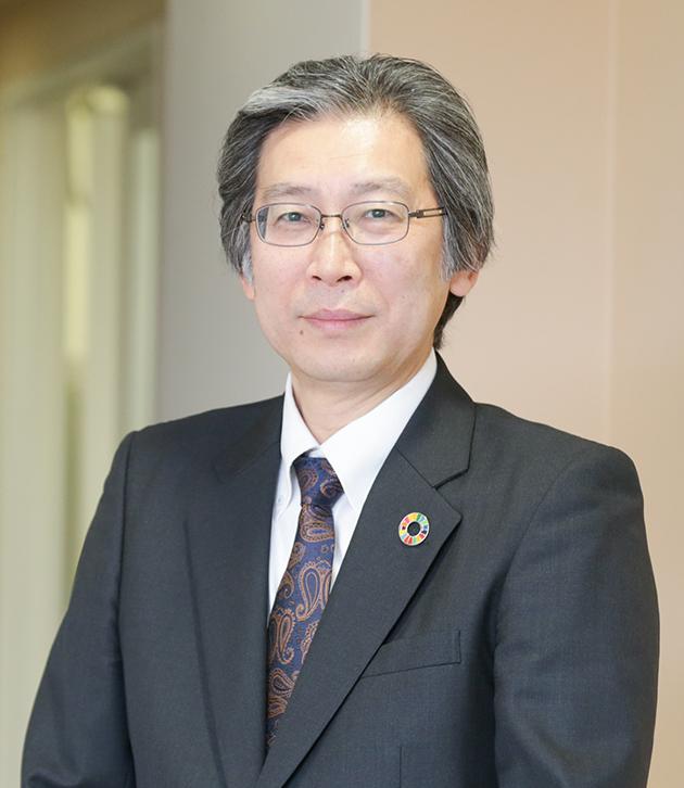 代表取締役社長 渡部明浩
